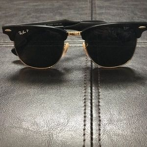 Ray Ban Polarized Clubmaster